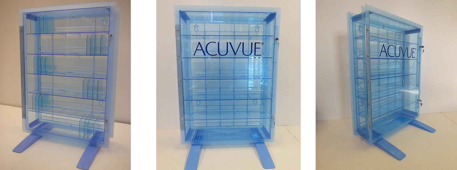 Acuvue – Tinted Transparency 1